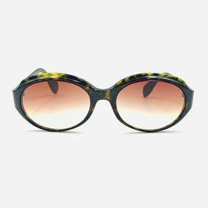 Oliver People's Tortoise Oval Sunglasses Frames